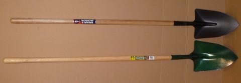 Irish Shovel|Long Tail Shovel