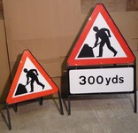 Temporary Road Traffic Signs